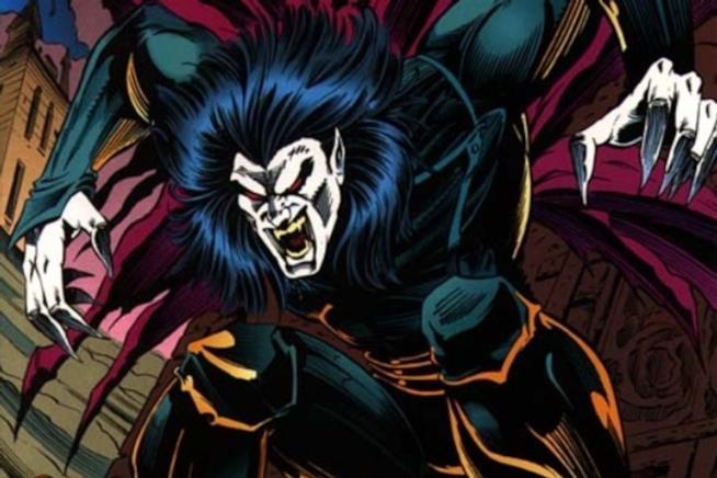 Morbius, il cattivo di Spider-Man