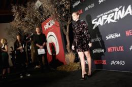 Kiernan Shipka, la protagonista di Le terrificanti avventure di Sabrina