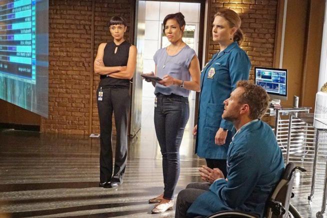 Bones: un'immagine dall'episodio 12x04