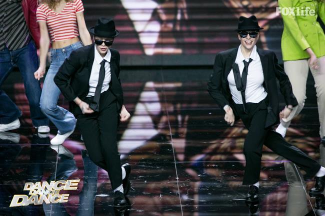 Le Donatella: esibizione secondo serale Dance Dance Dance 2