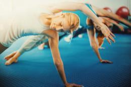 Body Balance: una lezione femminile