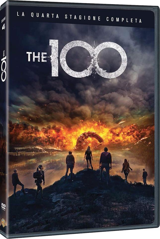 Cofanetto DVD di The 100 - Stagione 4