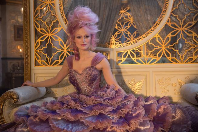 Keira Knightley in Lo Schiaccianoci e i Quattro regni