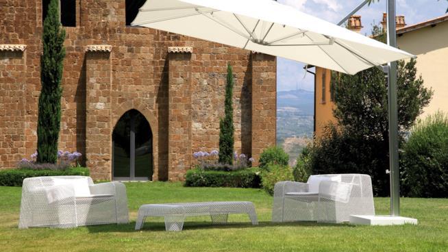 Mattonelle per base ombrellone base per ombrellone for Giardino offerte