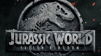 Il logo ufficiale del sequel di Jurassic World