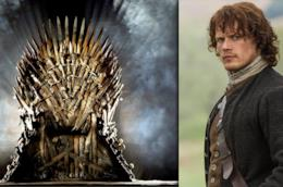 Outlander: Sam Heughan sarebbe potuto diventare il re dei Sette Regni!