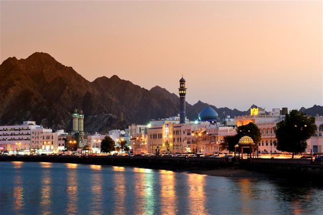 Viaggi 2018 mete ideali mese per mese Dicembre. Oman