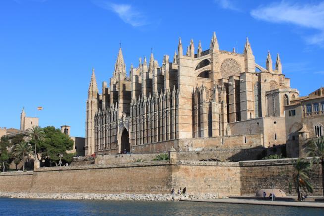 La cattedrale di Santa Maria di Palma