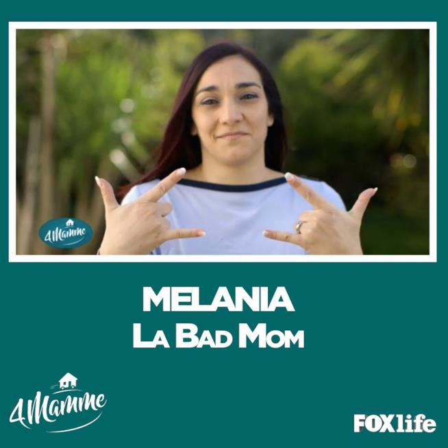 4 mamme, primo episodio, Bari: Melania, la bad mom