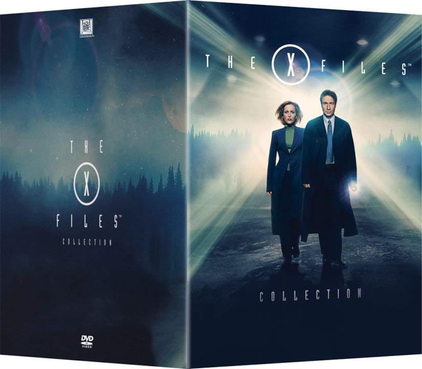 Cofanetto DVD di X-Files - Stagioni 1-10