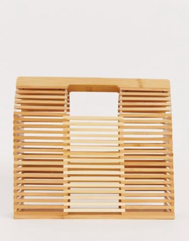 Borsa in bambù