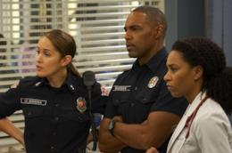 Uno dei crossover tra Grey's Anatomy e Station 19