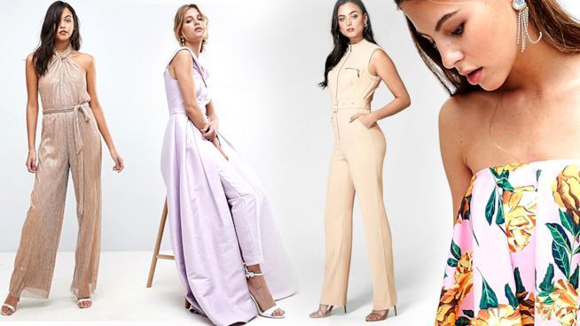 3d57cebdfecc Le migliori tute eleganti jumpsuit da donna