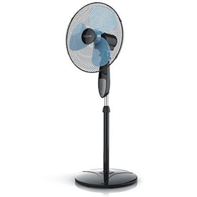 Ventilatore a piantana con telecomando
