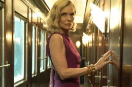 Michelle Pfeiffer in Assassinio sull'Orient Express
