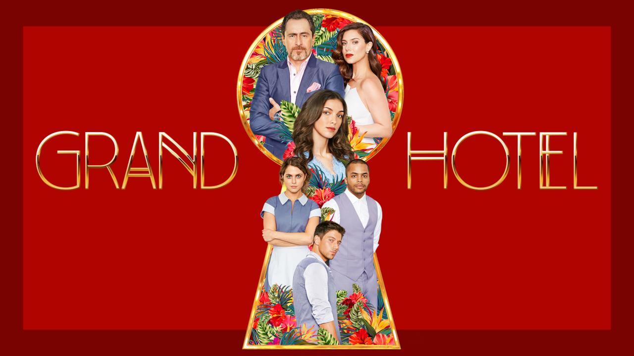 Grand Hotel, la nuova serie TV di Eva Longoria