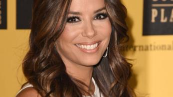 L'attrice e sex symbol Eva Longoria di Desperate Housewives