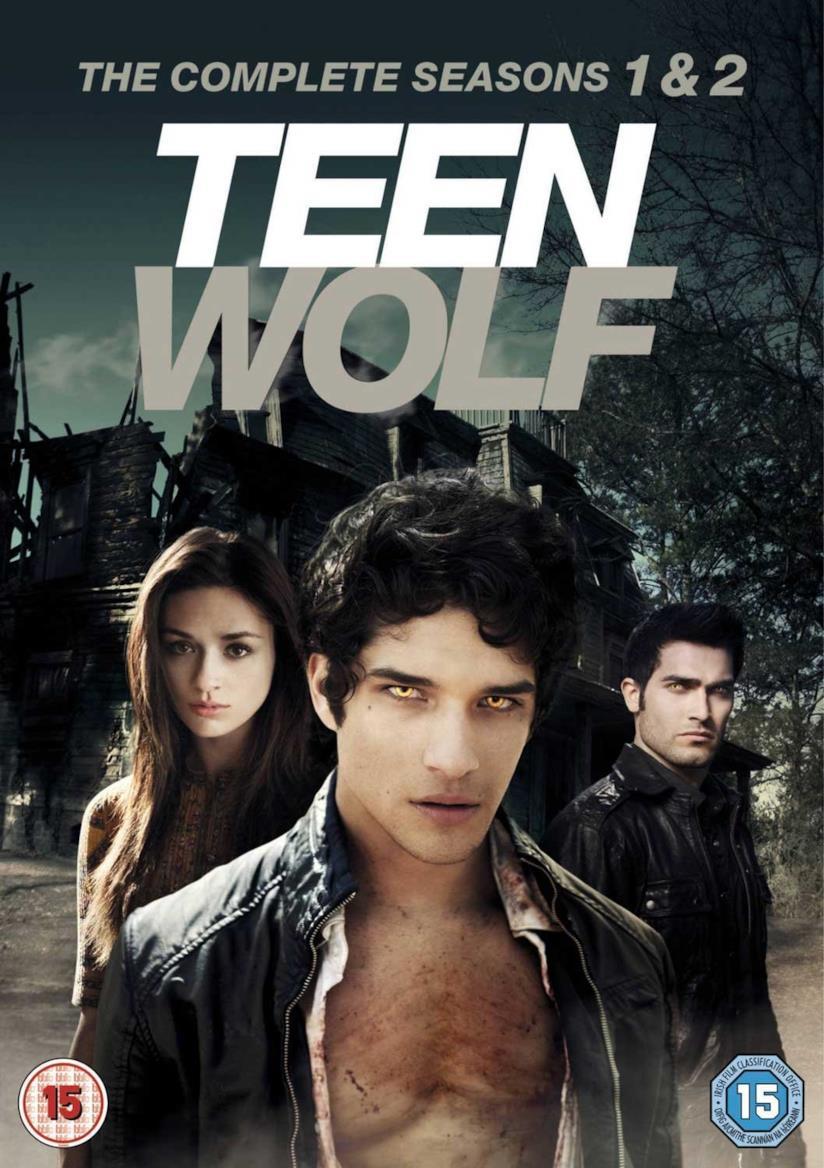 Cofanetto DVD di Teen Wolf - Seasons 1-2