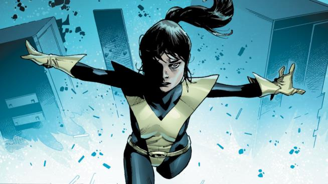 Kitty Pryde personaggio della Marvel