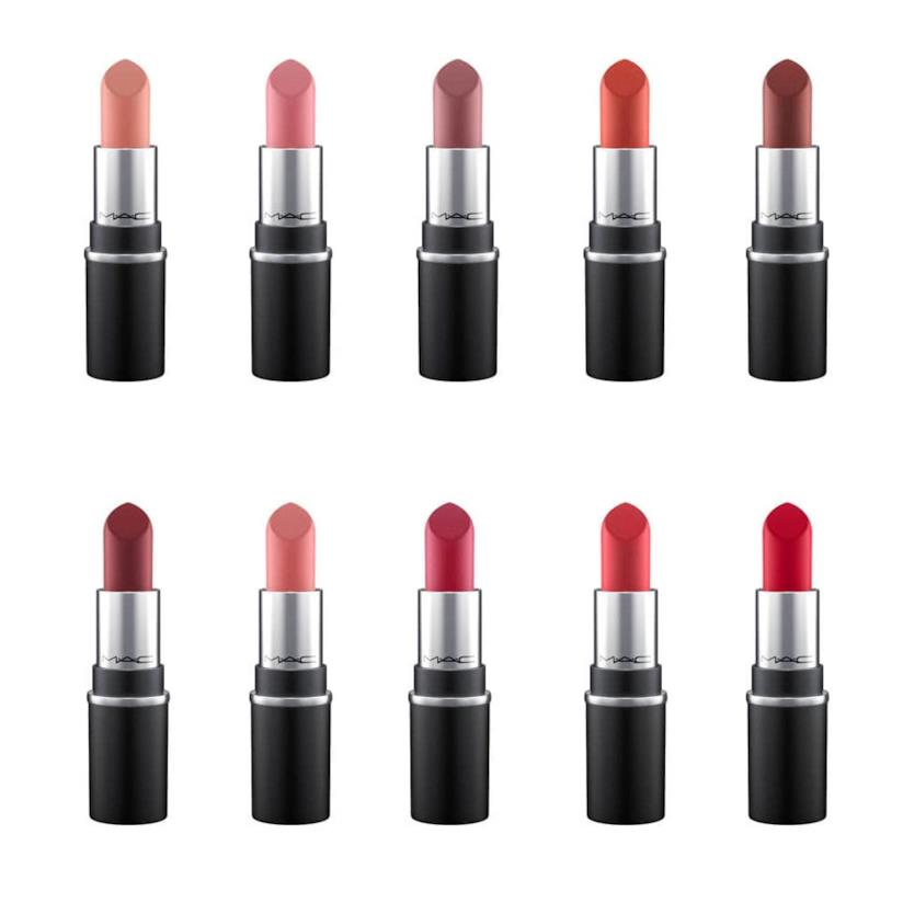 Little MAC Lipsticks