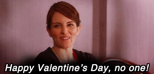 Tina Fey si augura buon San Valentino