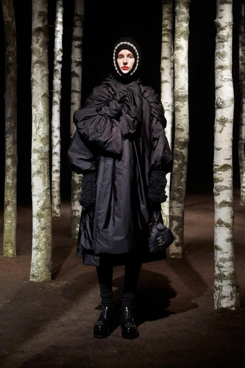 Sfilata MONCLER Collezione Donna Autunno Inverno 19/20 Milano - 105
