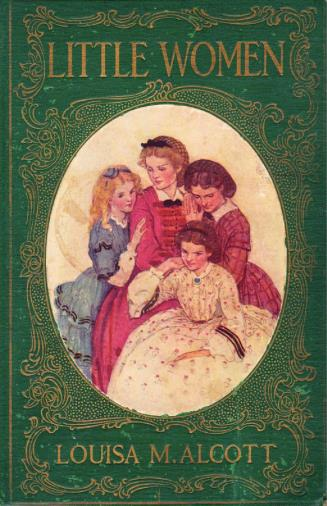 Piccole Donne, la copertina del libro