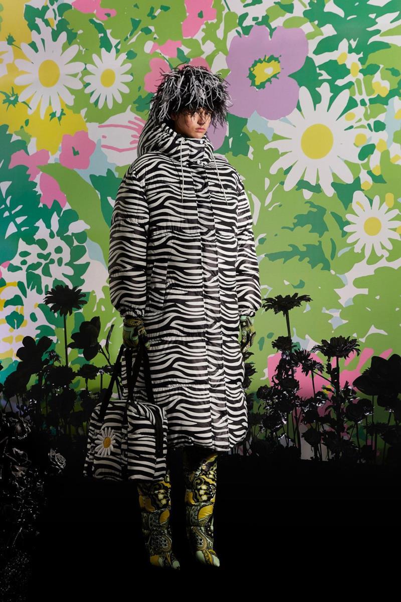 Sfilata MONCLER Collezione Donna Autunno Inverno 19/20 Milano - 10