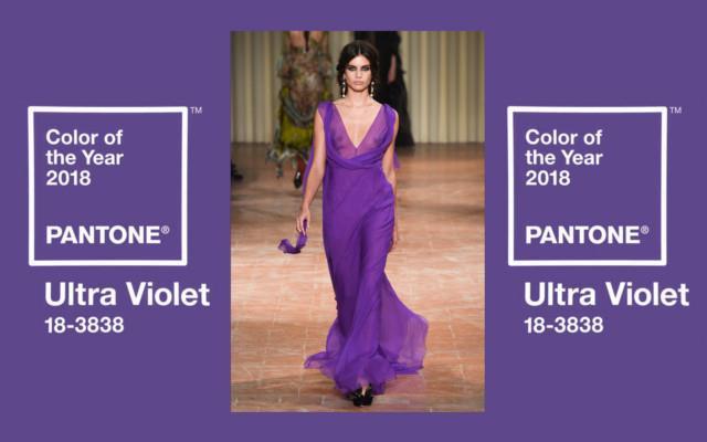 Pantone ha scelto il colore del 2018 è l'Ultra Violet