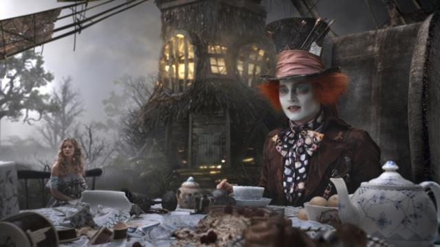 Ecco il bar ispirato ad Alice nel paese delle meraviglie