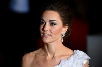 Kate Middleton ai BAFTA