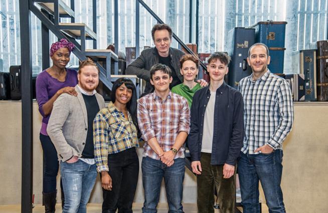 Il nuovo cast di Harry Potter e la maledizione dell'erede