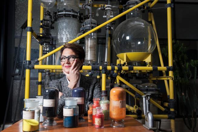 """Mostra """"Una vita da scienziata – I volti del progetto #100esperte"""", fotografo Gerald Bruneau"""