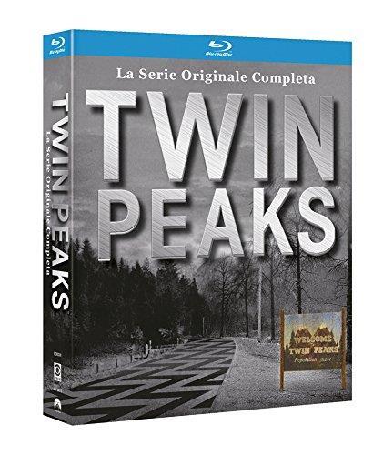 Cofanetto Blu-ray di Twin Peaks - Stagioni 1-2
