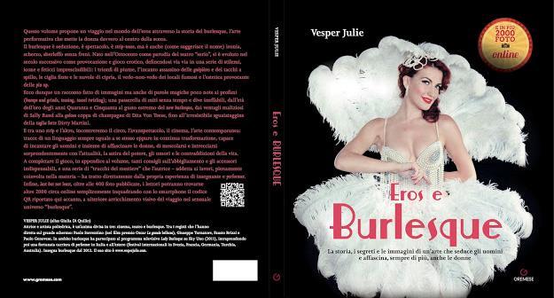 Il libro Eros e Burlesque di Vesper Julie