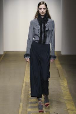 Sfilata MORFOSIS Collezione Alta moda Autunno Inverno 19/20 Roma - 9