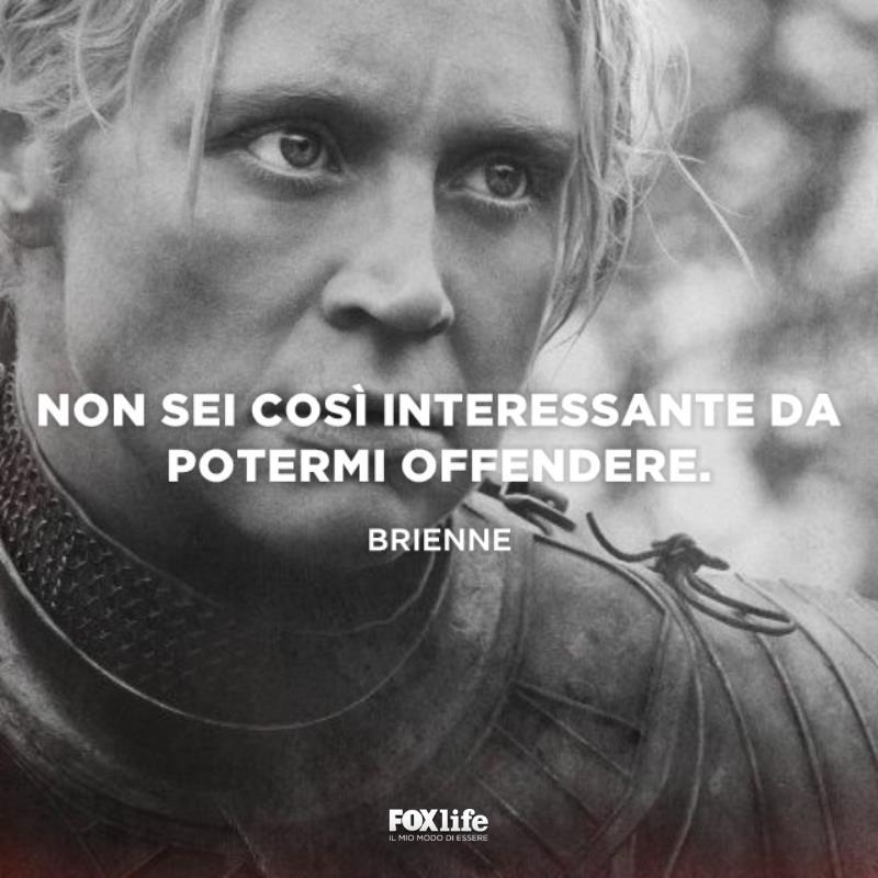Primo piano Brienne