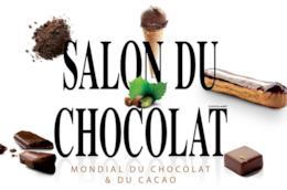 Il logo del Salon du Chocolat