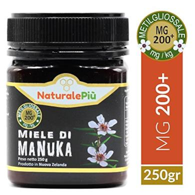 Miele di Manuka 200+ MGO (UMF 9+) 250 gr