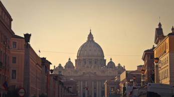 Giornata di sole a Roma