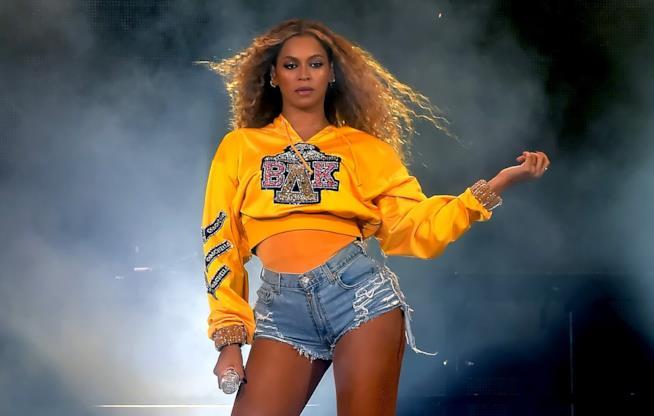 Beyoncé al Coachella 2018