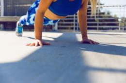 Plank al femminile
