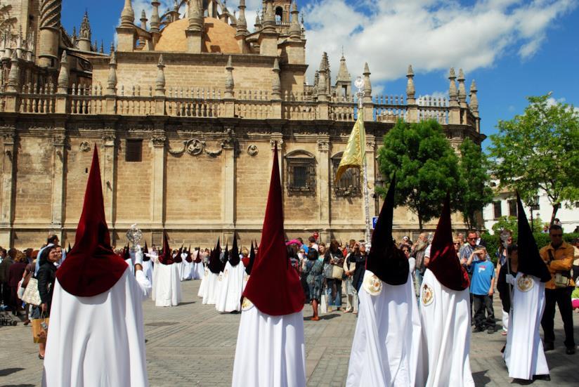 Processione a Siviglia