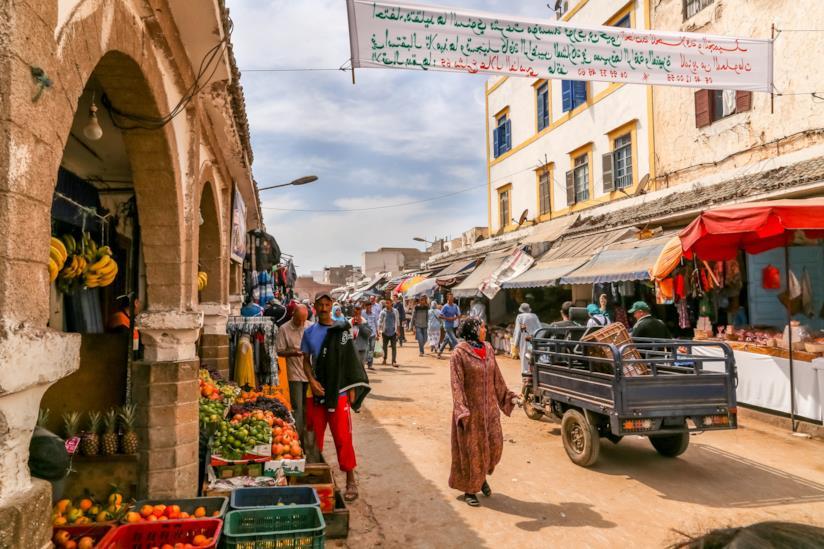 Souk di Essaouira