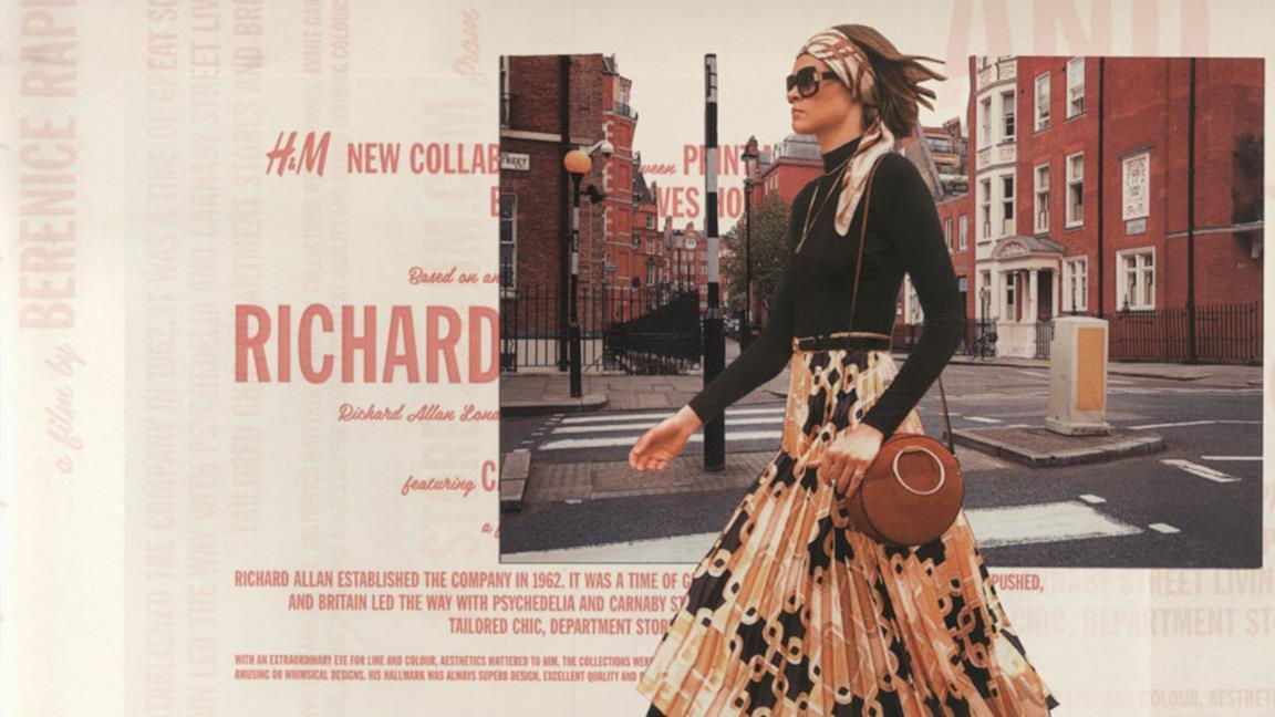 Capsule collection Richard Allan per H&M