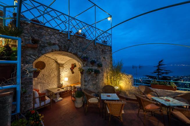 Cappero Ristorante Bar Terrazze