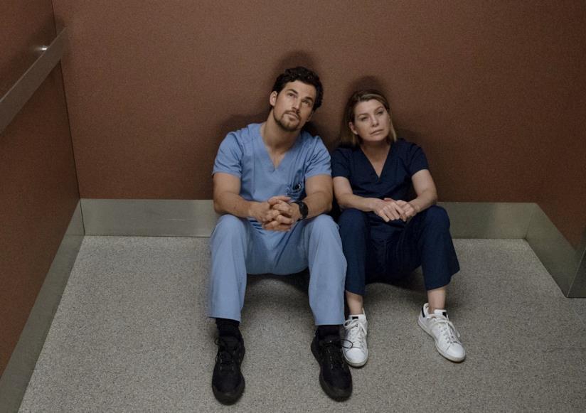 Meredith Andrew season 16
