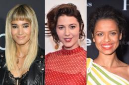 Le attrici Sofia Boutella, Mary Elizabeth Winstead e Gugu Mbatha-Raw