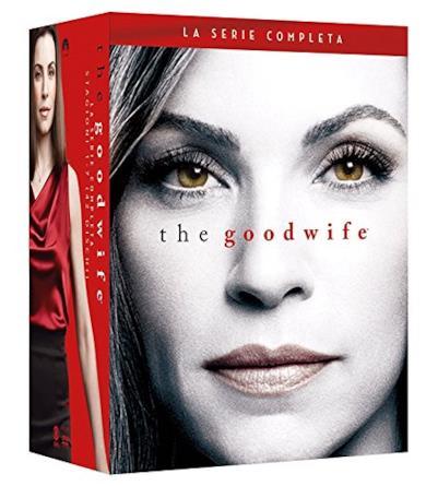 Cofanetto DVD di The Good Wife - Stagioni 1-7