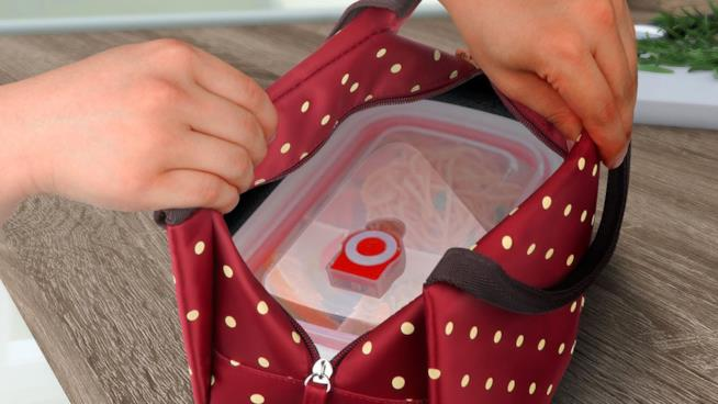 Lunch box porta pranzo termico